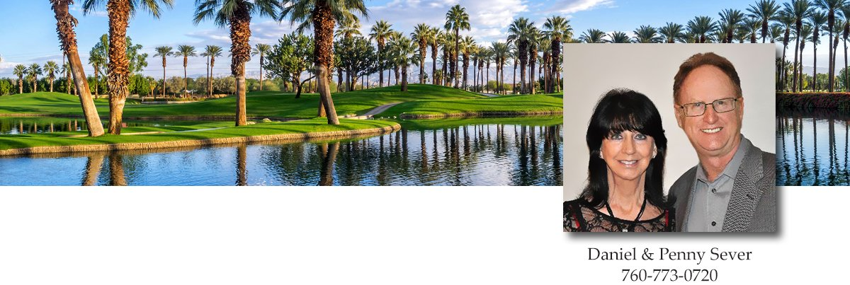 Water at Local Golf Course IMAGE for Lawyer at Rancho Mirage Website